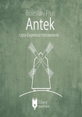 Okładka książki/ebooka Antek