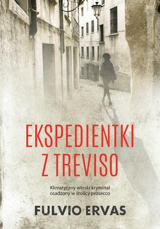 Okładka książki Inspektor Stucky (tom 1.). Ekspedientki z Treviso