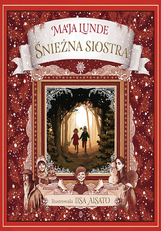 Okładka książki/ebooka Śnieżna siostra