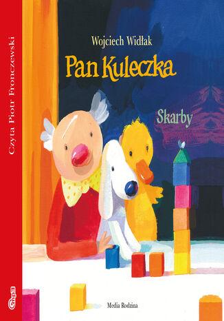 Okładka książki/ebooka Pan Kuleczka. Skarby