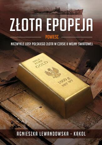 Okładka książki/ebooka Złota epopeja
