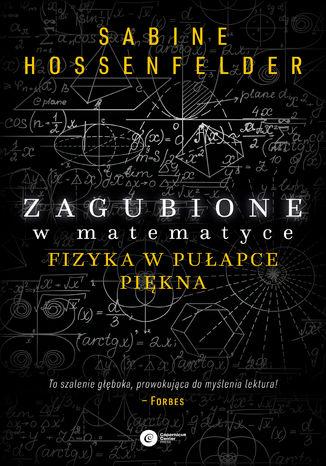Okładka książki Zagubione w matematyce. Fizyka w pułapce piękna
