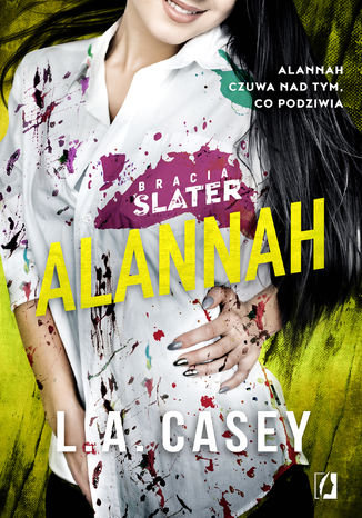 Ebook Alannah. Bracia Slater. Tom 5.5
