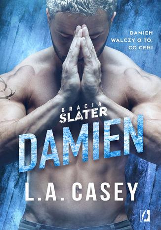 Okładka książki Damien. Bracia Slater. Tom 5