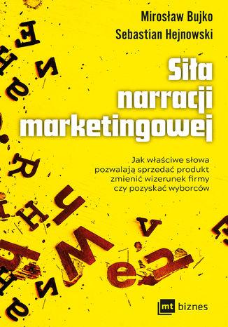 Okładka książki Siła narracji marketingowej