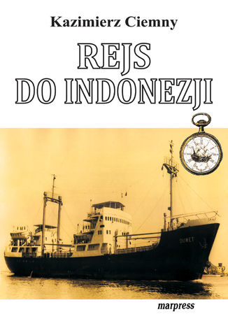Okładka książki/ebooka Rejs do Indonezji