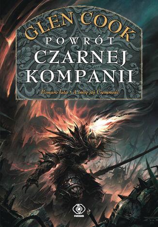 Okładka książki/ebooka Powrót Czarnej Kompanii