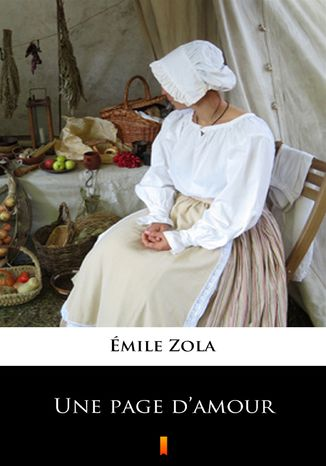 Okładka książki/ebooka Une page damour