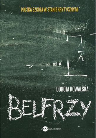Okładka książki Belfrzy