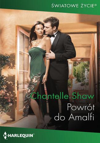 Okładka książki Powrót do Amalfi