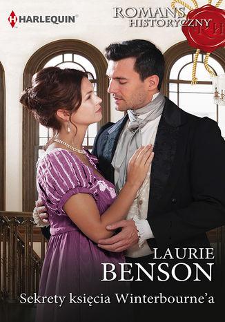Okładka książki Sekrety księcia Winterbourne\'a