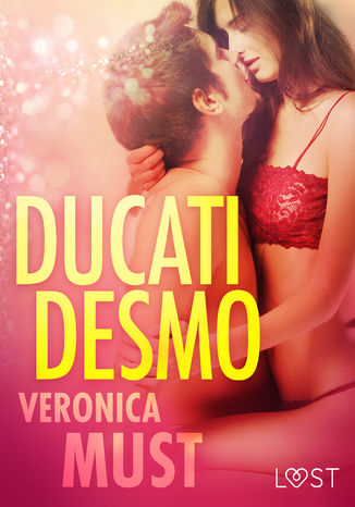Okładka książki Ducati Desmo - opowiadanie erotyczne