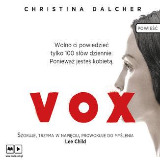 Okładka książki/ebooka Vox