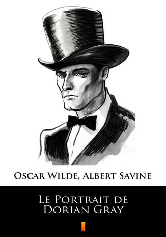 Okładka książki Le Portrait de Dorian Gray