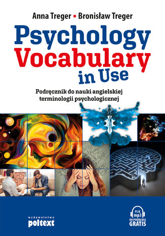 Okładka książki/ebooka Psychology Vocabulary in Use