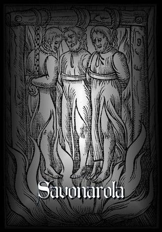 Okładka książki Girolamo Savonarola