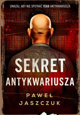 Okładka książki Sekret antykwariusza
