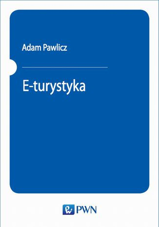 Okładka książki E-turystyka