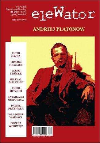 Okładka książki eleWator 29 (3/2019) - Andriej Płatonow
