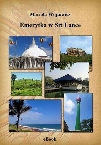 Okładka książki Emerytka w Sri Lance
