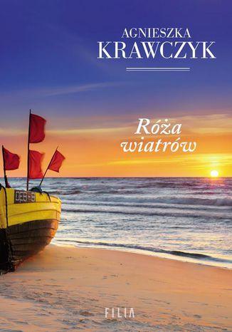 Okładka książki Przylądek wichrów Róża wiatrów
