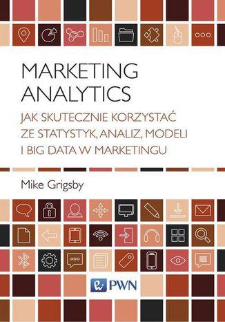 Okładka książki/ebooka Marketing Analytics