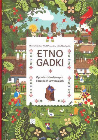 Okładka książki Etnogadki