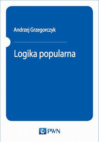 Okładka książki Logika popularna