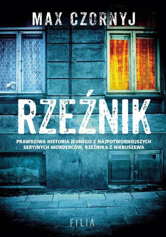 Okładka książki/ebooka Rzeźnik