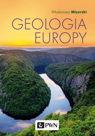 Okładka książki/ebooka Geologia Europy