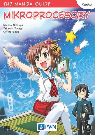 Okładka książki/ebooka The manga guide. Mikroprocesory