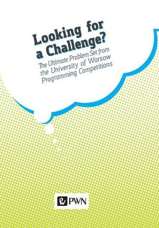 Okładka książki Looking for a challenge?