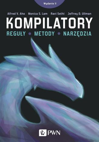 Okładka książki/ebooka Kompilatory