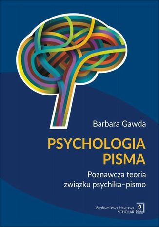 Ebook Psychologia pisma