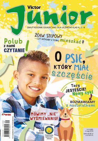 Okładka książki/ebooka Victor Junior nr 9 (385) 2 maja 2019