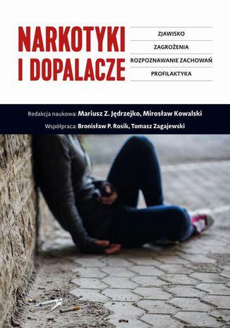 Okładka książki/ebooka Narkotyki i dopalacze