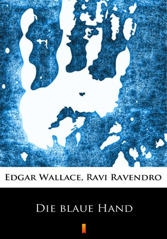 Okładka książki/ebooka Die blaue Hand