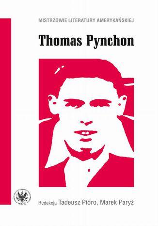 Okładka książki/ebooka Thomas Pynchon