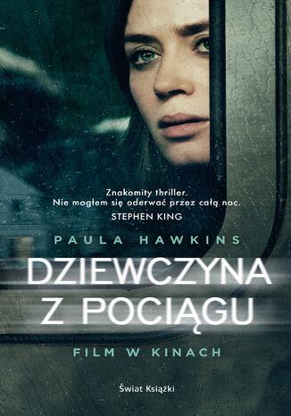 Okładka książki/ebooka Dziewczyna z pociągu