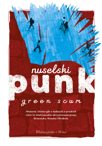 Okładka książki Nuselski punk