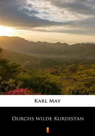 Okładka książki Durchs wilde Kurdistan