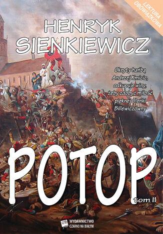 Okładka książki Potop - tom II