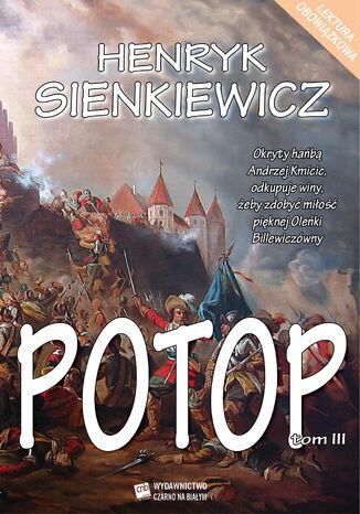 Okładka książki Potop - tom III