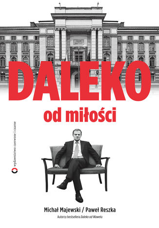 Okładka książki/ebooka Daleko od miłości