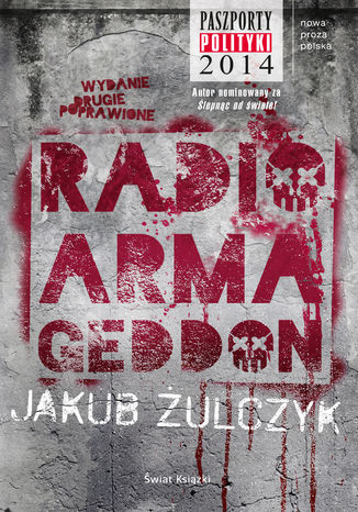 Okładka książki Radio Armageddon