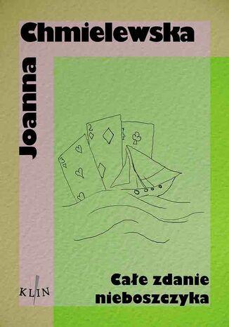 Okładka książki/ebooka Całe zdanie nieboszczyka