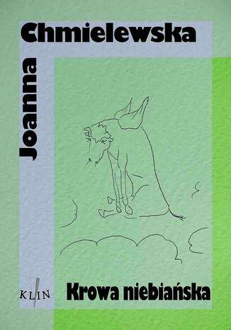 Okładka książki Krowa niebiańska