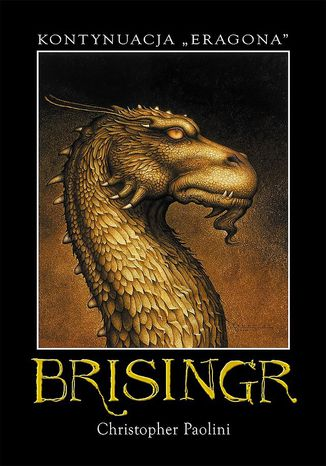 Okładka książki Dziedzictwo. (#3). Brisingr