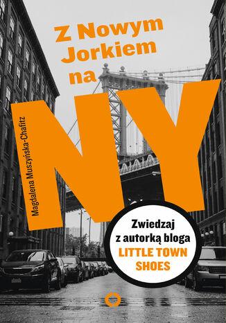 Okładka książki Z Nowym Jorkiem na NY