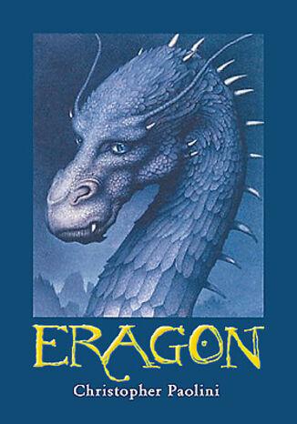 Okładka książki Dziedzictwo. (#1). Eragon